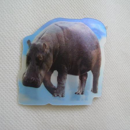 三维立体卡片 |三维立体冰箱贴|苍南水立方工艺有限